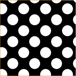One Polka Dot Top and Three Easy Looks