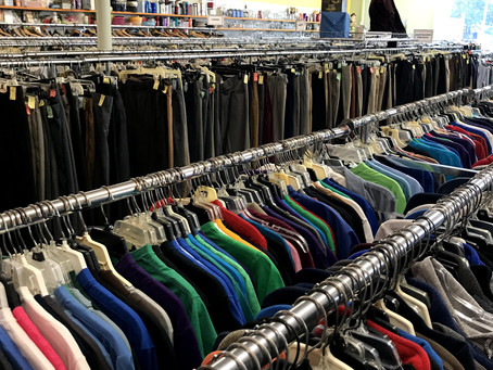 10 Tips for Thrift store newbies