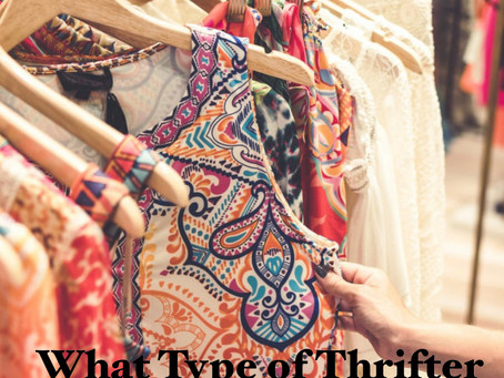 What Type of Thrifter Are You?