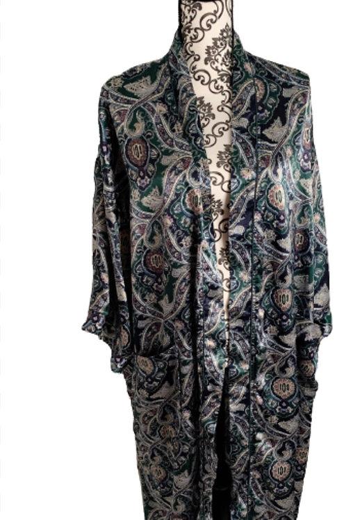 Vintage Christian Dior Robe/Kimono