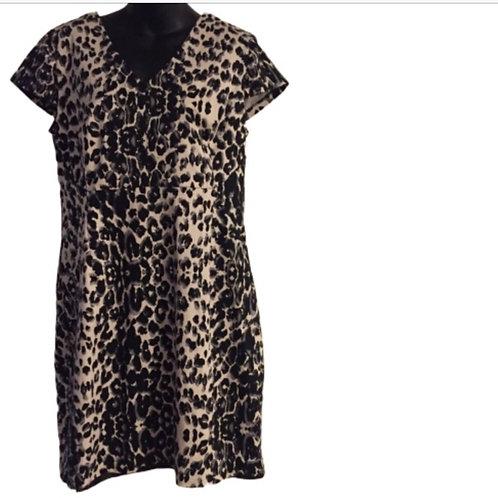 Mossimo Leopard Print Dress