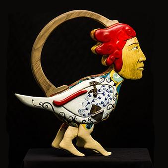 Y.Kale-G.Apel2017-Kuş Adam-art bag-1000.
