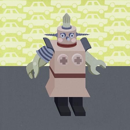 Sonia Klajnberg-robot tamirci.jpg