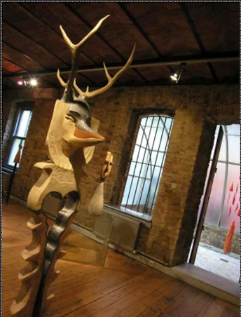 Y.Kale-G.Apel2006-woodglass exhibition-2