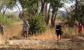 Brady Reno Volunteers