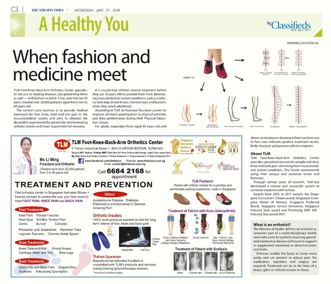 When Fashion and Medicine Meet