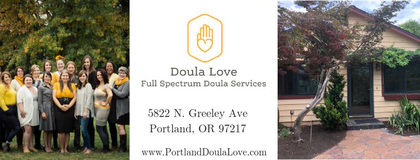 Portland Doula Love