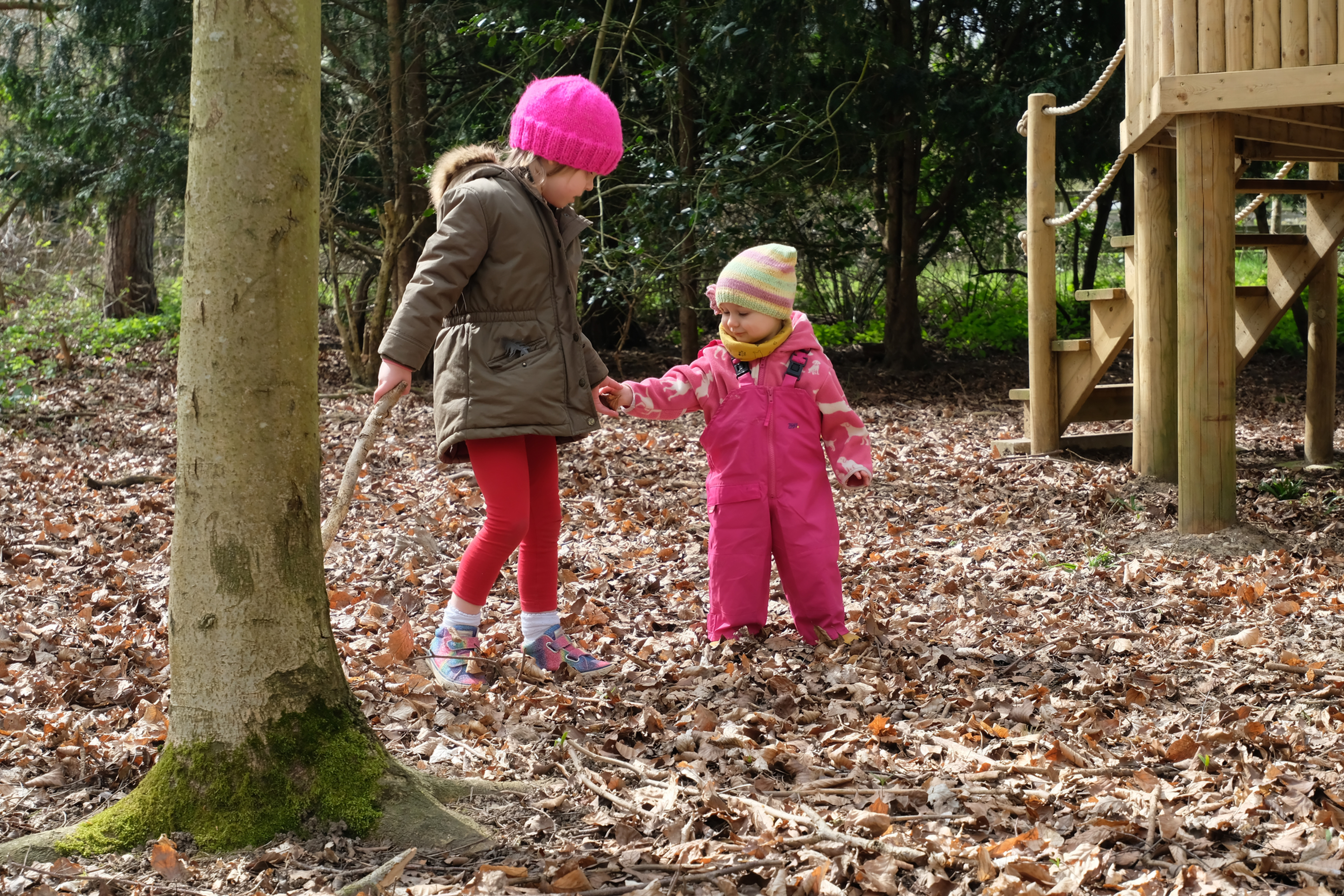 Busy Bees Toddler Adventures
