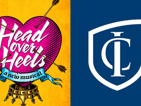 Casting set for HEAD OVER HEELS at ITHACA COLLEGE
