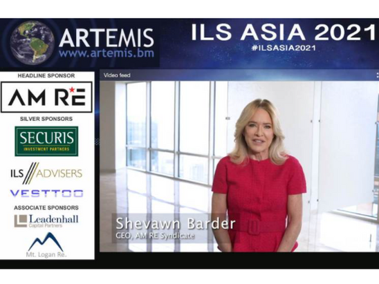 AM RE 'very happy' to expand with right capital partners: CEO Barder, ILS Asia