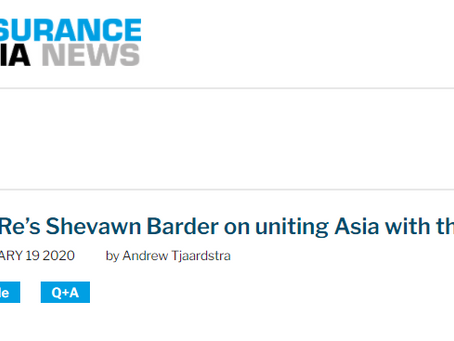 AM RE's Shevawn Barder on uniting Asia with the US