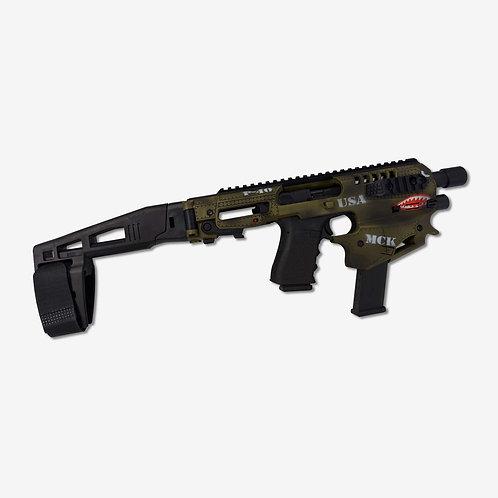 MCK P-40 Green – Glock 17/19/19X/22/23/25/31/32/45