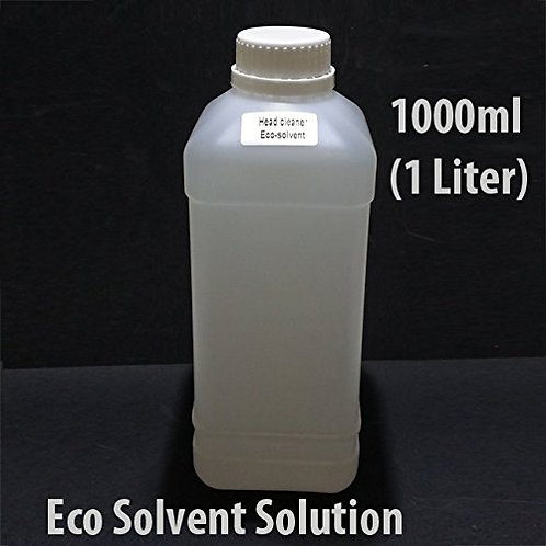 Eco solvent cleaning solution 1 Liter