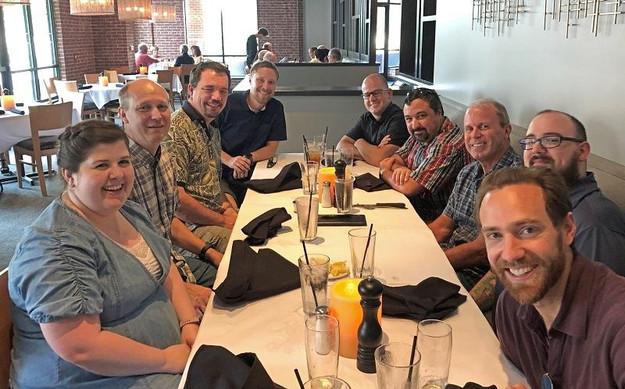 Dev Team Lunch