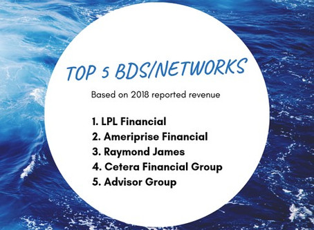 The Results are in... 4 of the Top 5 BDs/Networks Choose IFS
