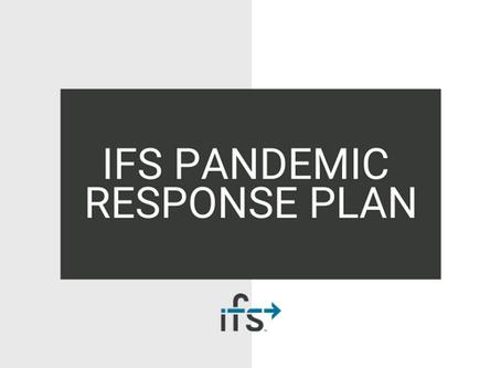 IFS Pandemic Response Plan