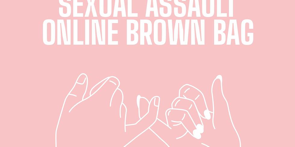 Sexual Assault Brown Bag