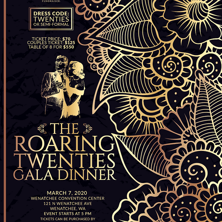 Enchanted Evening 2020: The Roaring 20's
