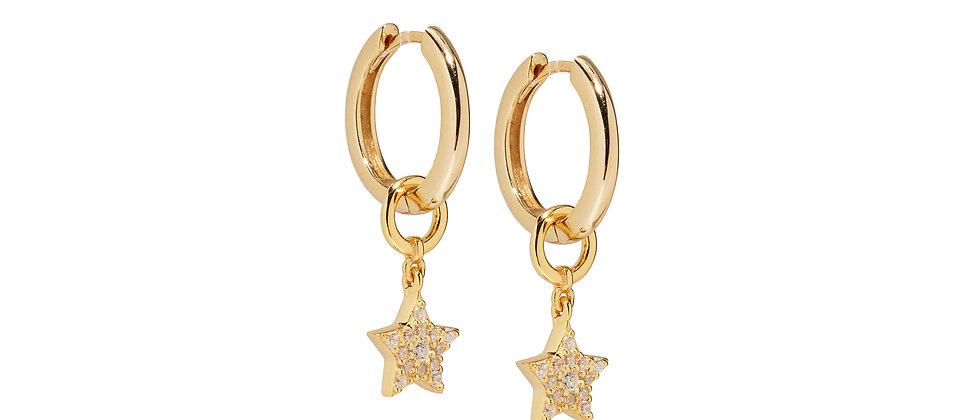 Star Diamond Charm Set | Available Single