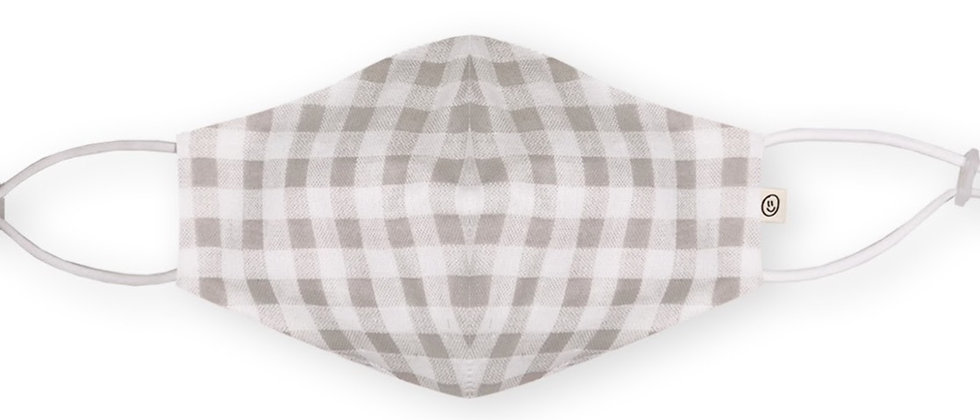 Light Grey Gingham