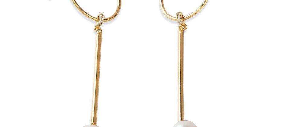 Binary Earrings