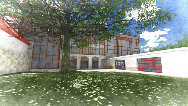 New Lower School Building