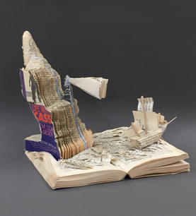 Will Echols_Altered Book