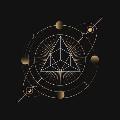 geometric-pyramid-astrological-tarot-car