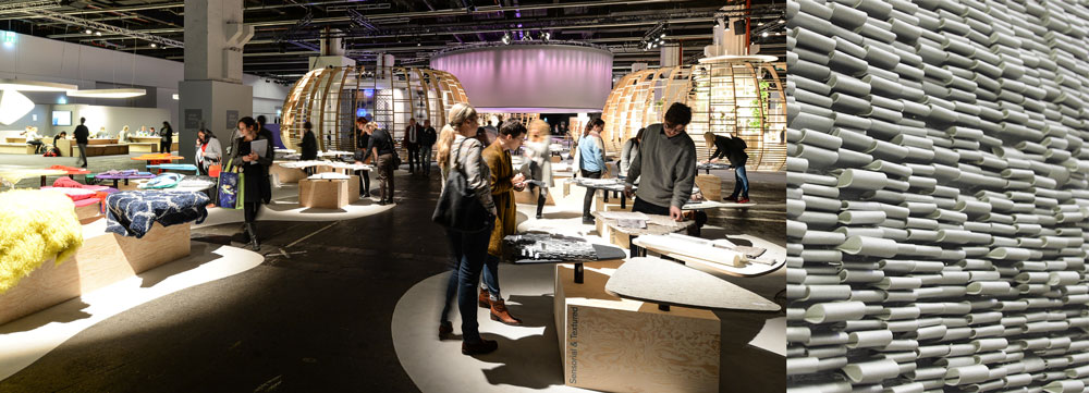 INTO @Heimtextil THEME PARK::trends