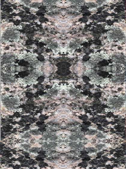 KIVI - Printed Velvet Upholstery Fabric