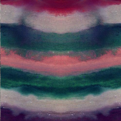 KAARI - Printed Velvet Upholstery Fabric