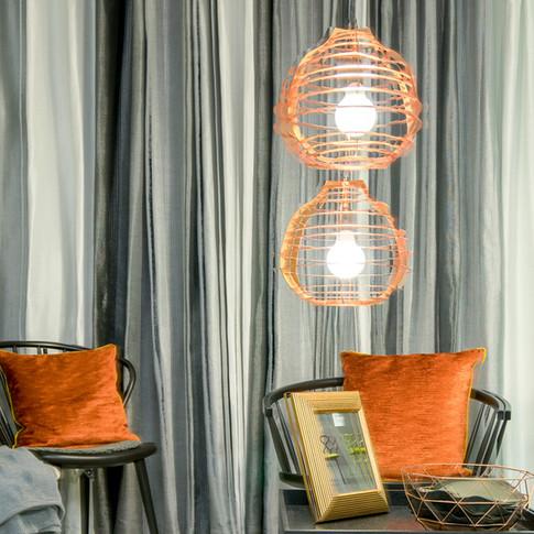 Contract Deco / VAUHTI curtain fabric