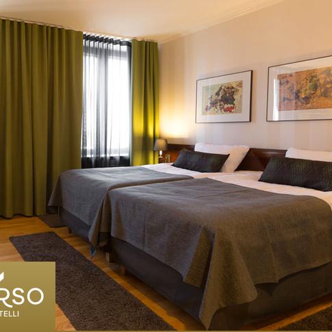 Hotelli Verso / ARVI pillows