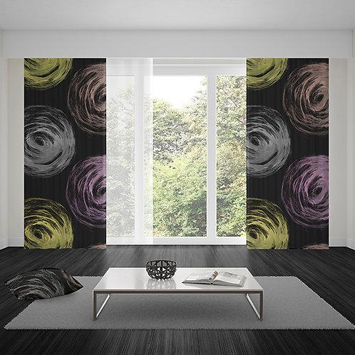 BOOOM - Fire Retardant Curtain Fabric