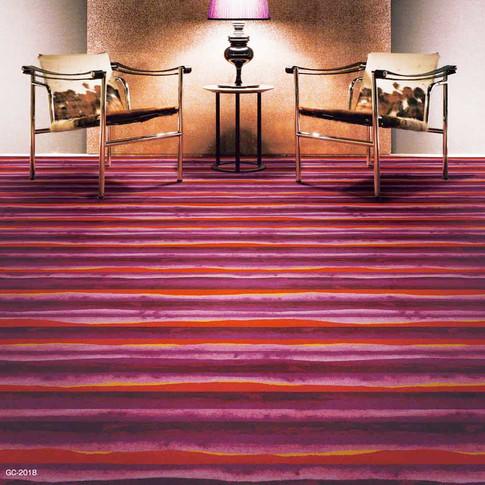 SANGETSU / Syysilta carpet