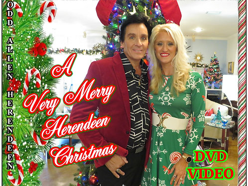 DVD - A Very Merry Herendeen Christmas