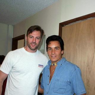 With Darryl Worley