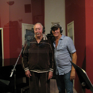 Had the honor of being th elast person to record with Legend Jack Greene