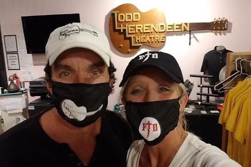 Todd Herendeen Face Masks