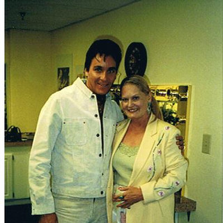 Worked with Lynn Anderson