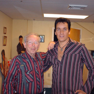 Worked with Charlie Louvin of the Louvin Brothers