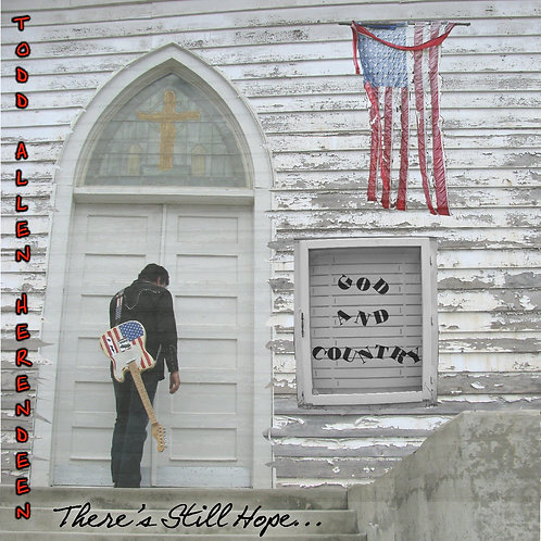 God and Country CD