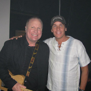 With Colin Raye