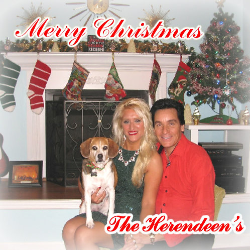 Herendeen Christmas CD