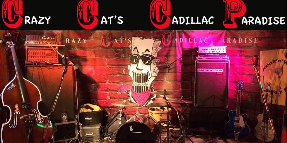 Crazy Cat's Cadillac Paradise / Concert LIVE Gratuit