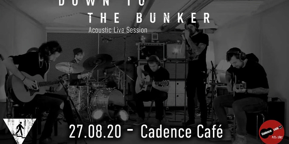 Down To The Bunker en concert !