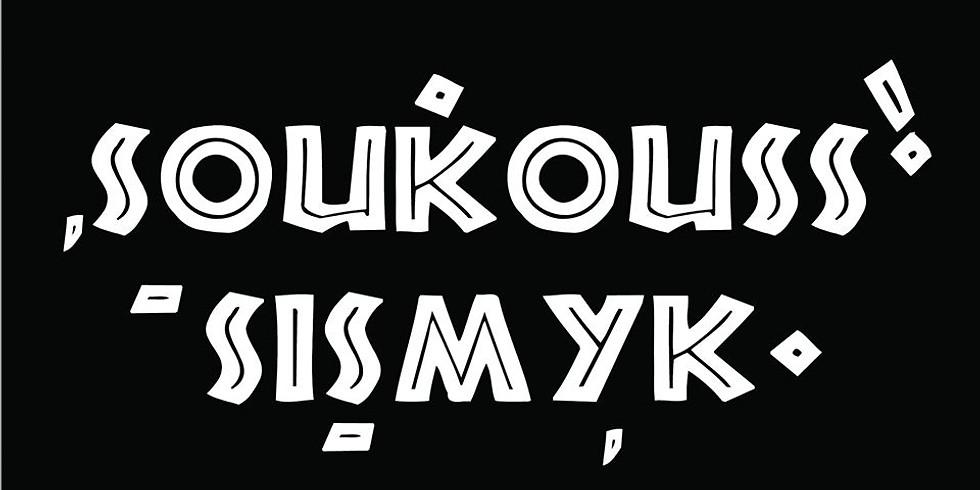 Soukouss Sismyk / Concert LIVE Gratuit / 01170 Cessy