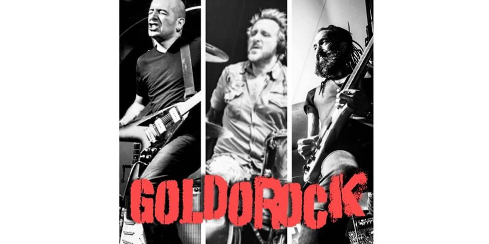 Concert LIVE Gratuit / GOLDOROCK / Cadence café / 01170 Cessy