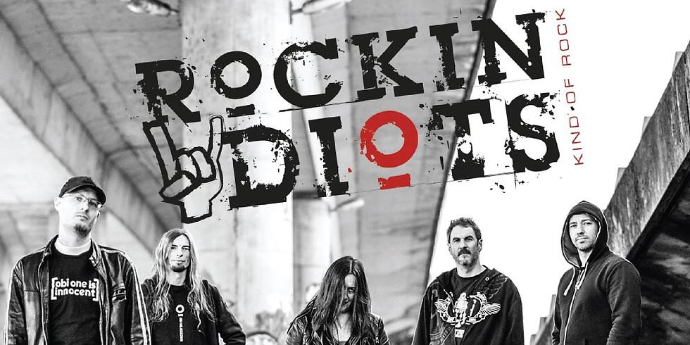 Rockin diots/ Concert LIVE Gratuit / 01170 Cessy