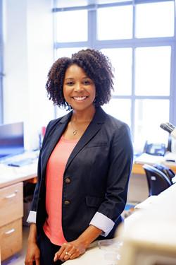 Dr. Chantell Evans, Ph.D.